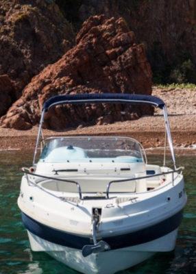Sorties en mer bateau à louer Regal Boat 2200
