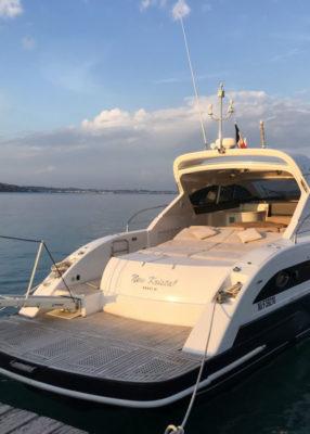 Passion Boat - Bateau à louer Cannes - Conan 58 S Hard Top