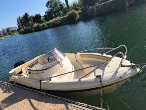 Bateau à louer Cannes Posedidon Boat 540
