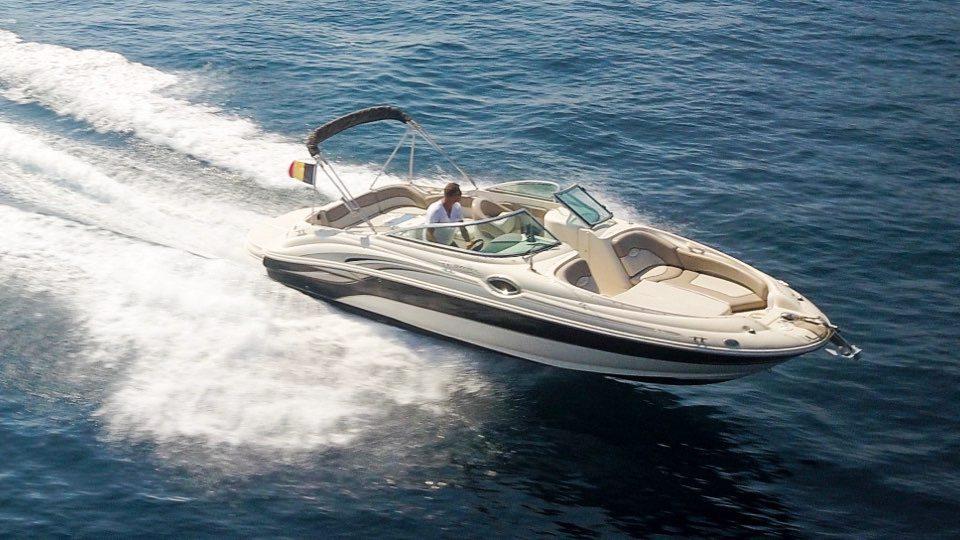 PassionBoat - Bateau à louer Sea ray 240