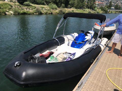 jet-ski bateau Sealver Water Boat 626