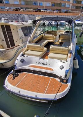 Location bateau Mandelieu et Cannes - Regal 2800 - Passionboat Mandelieu