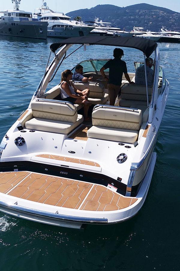 Location bateau Mandelieu et Cannes - Regal 2800