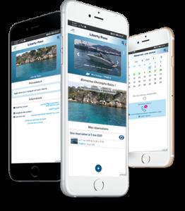 Liberty Pass - Abonnement annuel de location de bateau - Mandelieu - Cannes