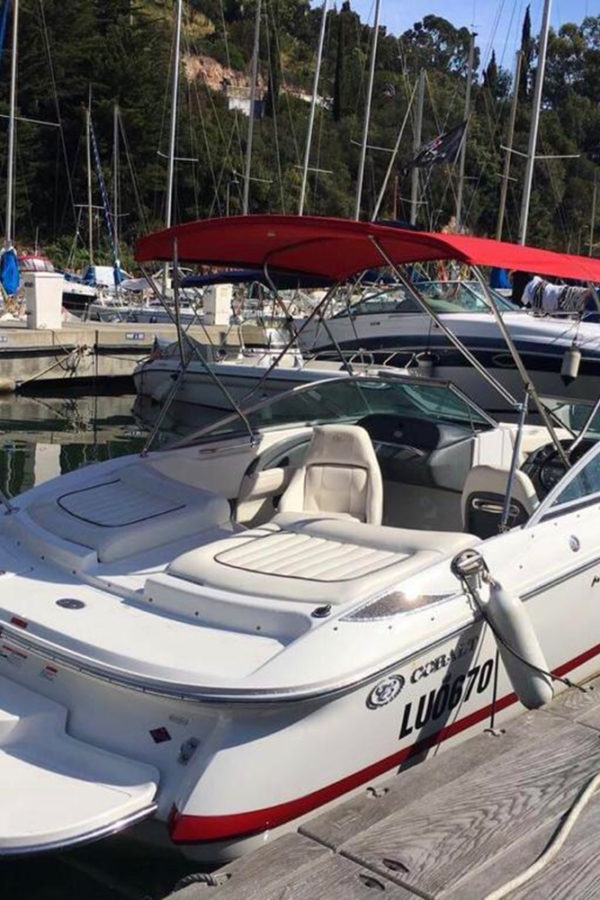 Location Bateau Mandelieu : Cobalt 200 idéal pour sports nautiques