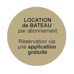 Liberty Pass de Passion Boat - Location de Bateaux par abonnement - Réservation via une application gratuite