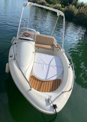 PassionboatMandelieu - A louer bateau sans permis.