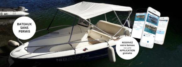 Liberty pass. Système d'abonnement pour la location de bateaux sans permis au choix