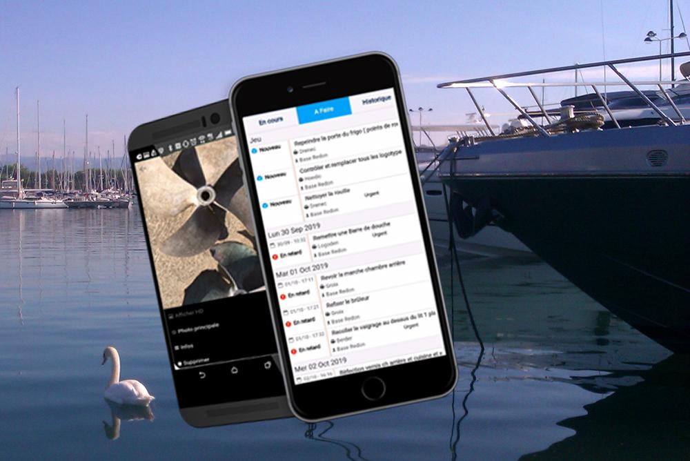 Passionboat Mandelieu - Solutions connectées pour les professionnels du nautisme - Nautifleet Essential