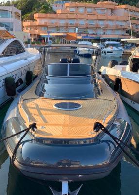 Passion boat - Semi rigide 16 personnes à louer Mandelieu