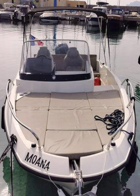 Pasionboat - Bateau à louer à Cannes - Quick Silver 605 activ Sundeck