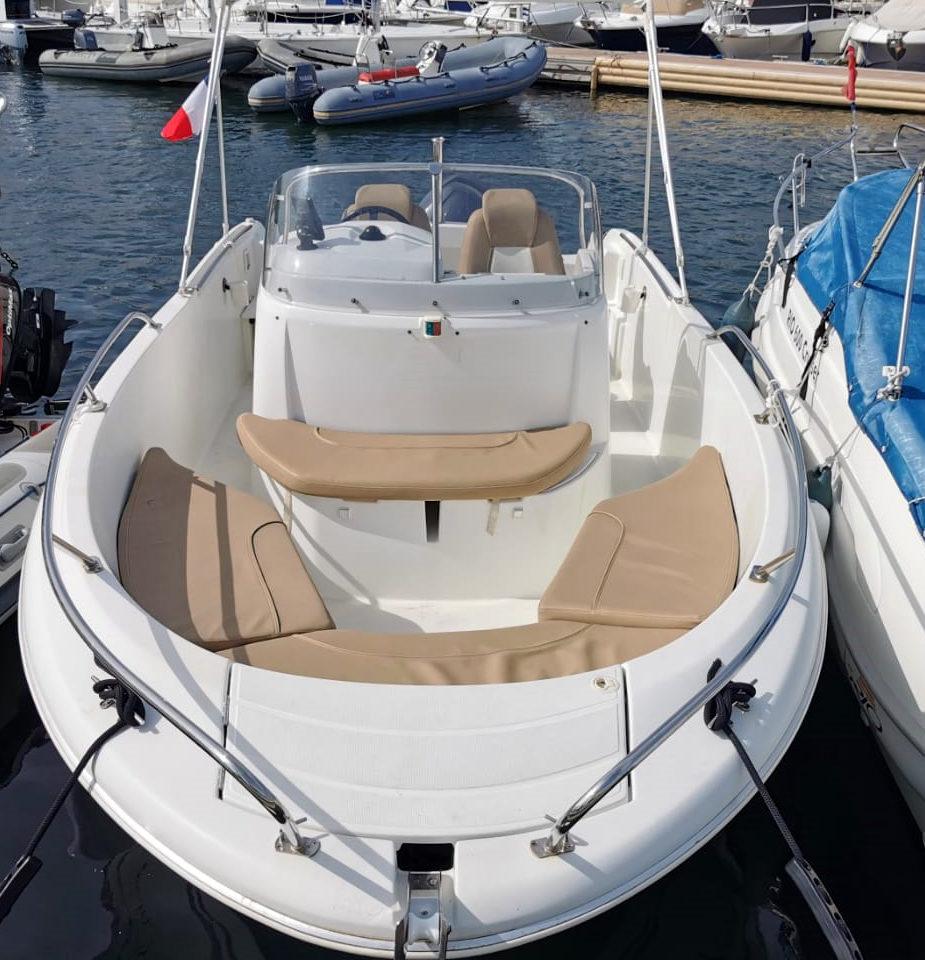 Location bateau Cannes - Cap Camarat 6.5 Style - Passionboat