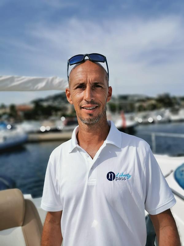 Passionboat Mandelieu - Christophe Rolles