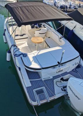 Bateau à louer à Mandelieu Capactié 9 personnes - Sea Ray SPX 210 - Passion Boat