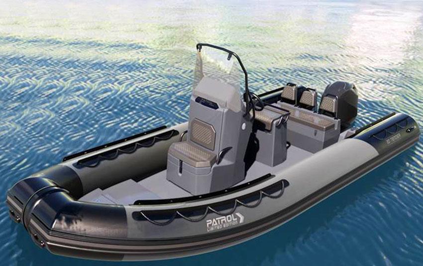 3D tender en Liberty Pass illimité Mandelieu- Passionboat