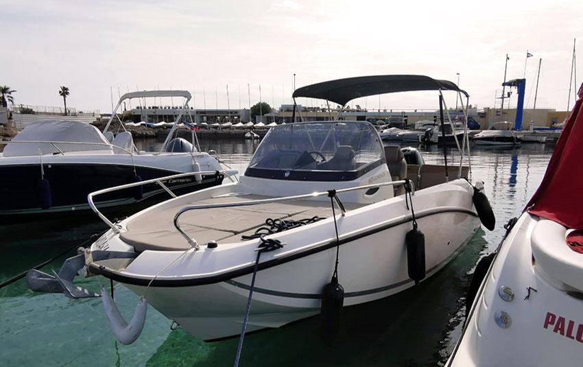 Quick Silver 605 en Liberty Pass illimité Mandelieu- Passionboat