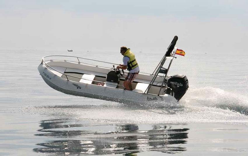 Rio Whaly sans permis en Liberty Pass illimité Mandelieu- Passionboat